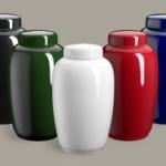 Søholm keramik urne