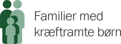 Vi støtter Familier med kræftramte børn